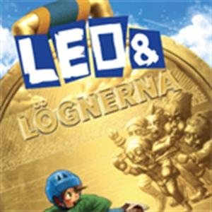 Leo 1: Leo och lögnerna (ljudbok) av Per Sahlin