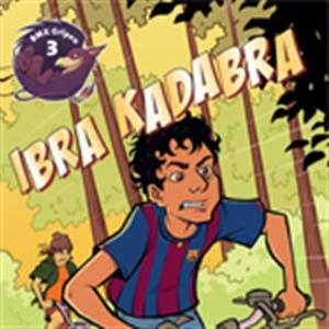 BMX Gripen 3: Ibra kadabra (ljudbok) av Leif Ja