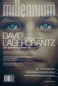 Det som inte dödar oss (e-bok) av David Lagercr