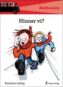 Hinner vi? (e-bok) av Karianne Loberg