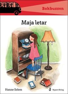 Maja letar (e-bok) av Hanne Solem
