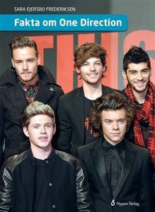 Fakta om One Direction (e-bok) av Sara Ejersbo