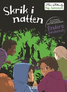 Skrik i natten (e-bok) av Anders Jacobsson