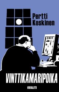 Vinttikamaripoika (e-bok) av Pertti Koskinen