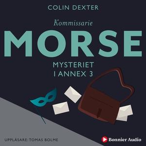 Mysteriet i Annex 3 (ljudbok) av Colin Dexter