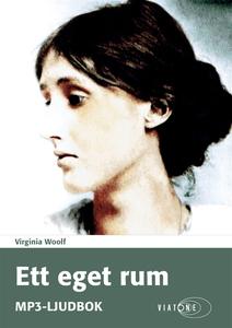 Ett eget rum (ljudbok) av Virginia Woolf