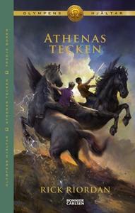 Athenas tecken (e-bok) av Rick Riordan