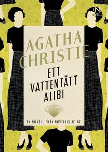 Ett vattentätt alibi (e-bok) av Agatha Christie