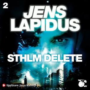 STHLM DELETE (ljudbok) av Jens Lapidus