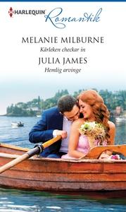 Kärleken checkar in/Hemlig arvinge (e-bok) av M