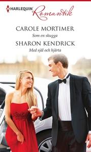 Som en skugga/Med själ och hjärta (e-bok) av Sh
