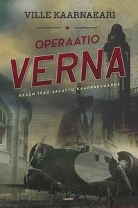 Operaatio Verna (e-bok) av Ville Kaarnakari