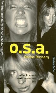o.s.a. (ljudbok) av Denise Rudberg