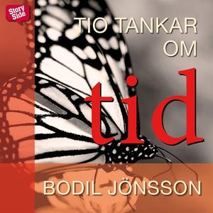Tio tankar om tid (ljudbok) av Bodil Jönsson