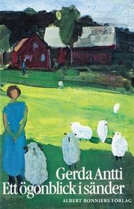 Ett ögonblick i sänder (e-bok) av Gerda Antti