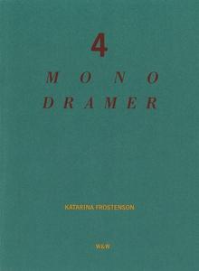 4 monodramer (e-bok) av Katarina Frostenson