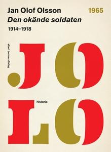 Den okände soldaten : 1914-1918 (e-bok) av Jan