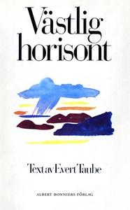 Västlig horisont (e-bok) av Evert Taube