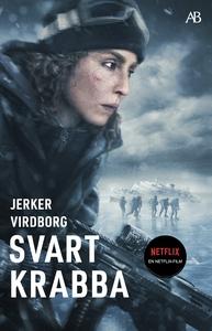 Svart krabba (e-bok) av Jerker Virdborg