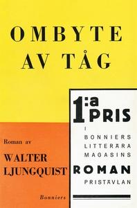 Ombyte av tåg (e-bok) av Walter Ljungquist