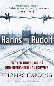 Hanns och Rudolf : En tysk judes jakt på kommen