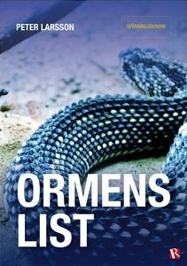 Ormens list (e-bok) av Peter Larsson