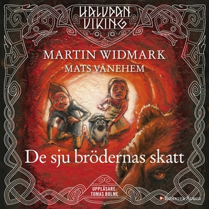De sju brödernas skatt (ljudbok) av Martin Widm
