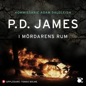 I mördarens rum (ljudbok) av P D, P. D. James,