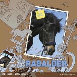 Rädda Rabalder (ljudbok) av Inger Frimansson