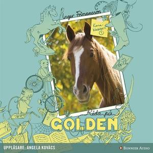 Rida på Golden (ljudbok) av Inger Frimansson