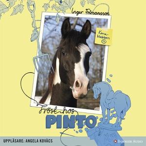 Tröst hos Pinto (ljudbok) av Inger Frimansson