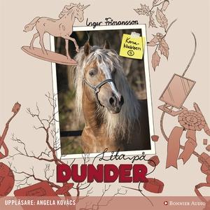 Lita på Dunder (ljudbok) av Inger Frimansson
