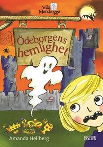 Ödeborgens hemlighet (e-bok) av Amanda Hellberg