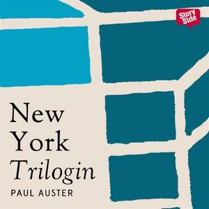 New York-trilogin (ljudbok) av Paul Auster