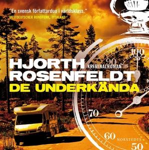 De underkända (ljudbok) av Hans Rosenfeldt, Mic