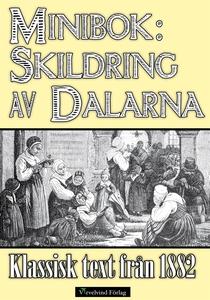 Skildring av Dalarna år 1882 (e-bok) av Herman