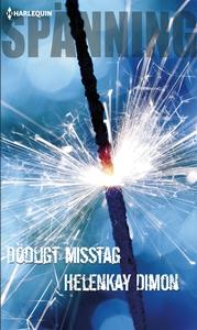 Dödligt misstag (e-bok) av HelenKay Dimon