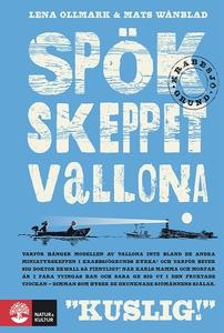 Spökskeppet Vallona (e-bok) av Lena Ollmark, Ma