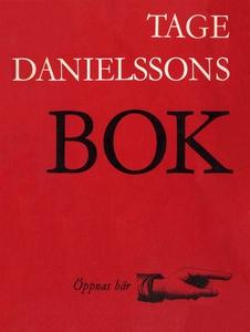 Tage Danielssons Bok : Kåserier (e-bok) av Tage