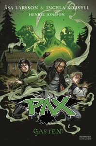 PAX. Gasten (e-bok) av Åsa Larsson, Ingela Kors