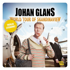 World tour of Skandinavien (ljudbok) av Johan G