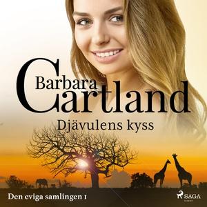 Djävulens kyss (ljudbok) av Barbara Cartland