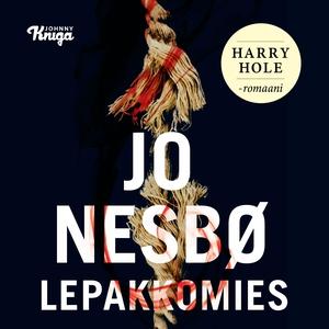 Lepakkomies (ljudbok) av Jo Nesbø