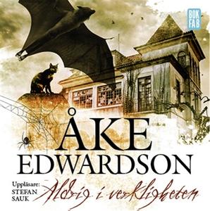 Aldrig i verkligheten (ljudbok) av Åke Edwardso