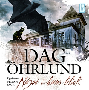 Något i hans blick (ljudbok) av Dag Öhrlund