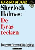 Sherlock Holmes: De fyras tecken