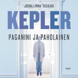 Paganini ja paholainen (ljudbok) av Lars Kepler