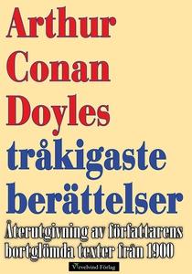 Arthur Conan Doyles tråkigaste berättelser (e-b
