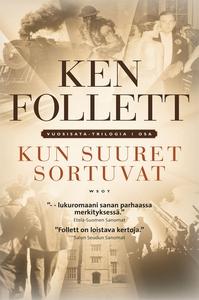 Kun suuret sortuvat (e-bok) av Ken Follett