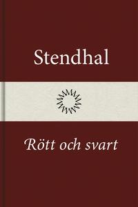 Rött och svart (e-bok) av Stendhal, Stendhal